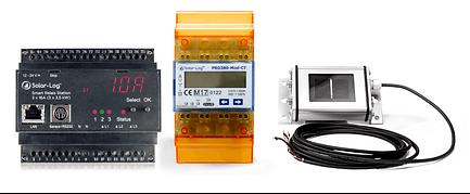 Solar-Log accessoires monitoring photovoltaique