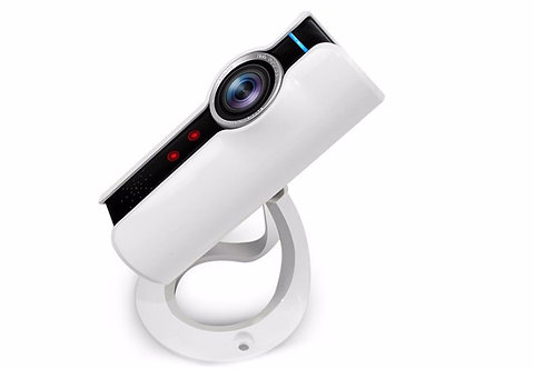 Wifi panoramique Fish Eye 185° caméra 2MP 1920x1080P
