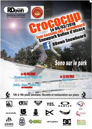 Crococup 2018 - Ballon d'alsace