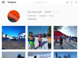 Le SCK est sur Instagram !!!