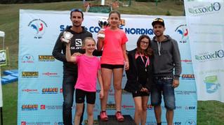 Saut à ski: Un Concours national à Haber Poches - Bravo Léna !