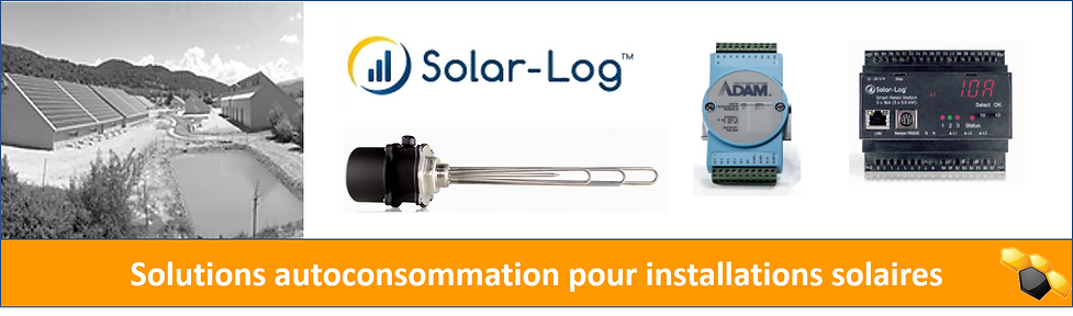 Solar-Log autoconsommation