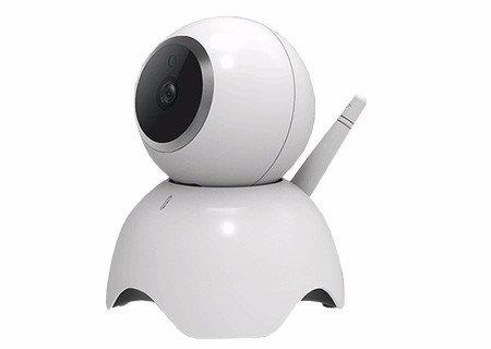 Wifi Cooldog panoramique rotative caméra 360°/90° 2MP 1920x1080P
