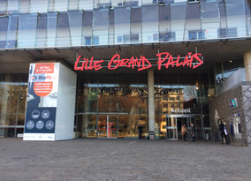 We are at Biofit in Lille !