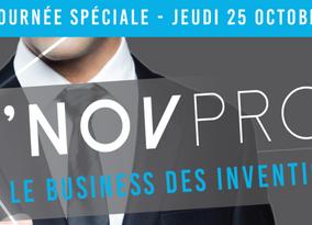 Nous serons à INOV Pro à Bordeaux le 25 octobre 2018 !