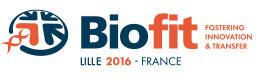 We participate at Biofit 2016 - 30 Nov & 1Dec at Lille !