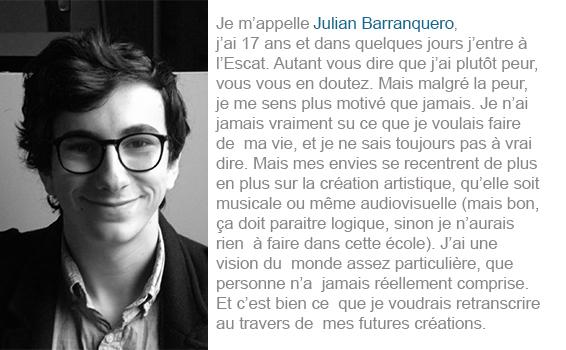 Julian Barranquero