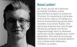 Ronan Lambert
