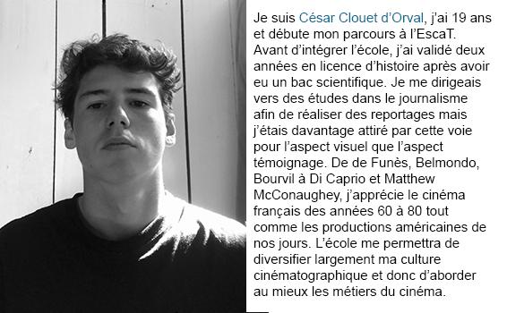 Cesar Clouet