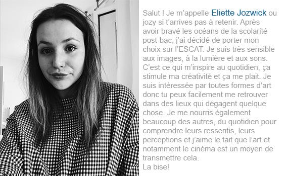 Eliette Jozwick