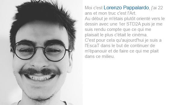 lorenzo PaPPalardo
