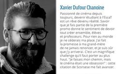 Xavier Dufour Chanoine