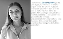 Sarah Angellard