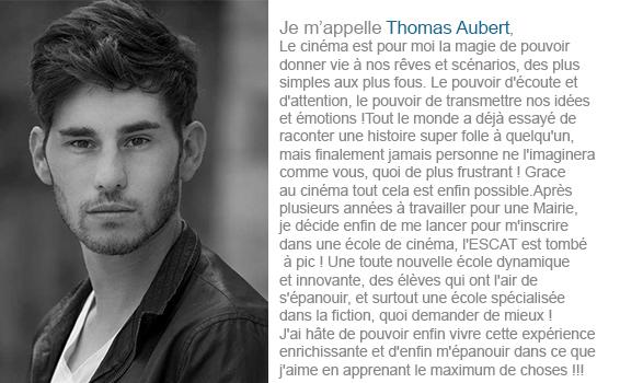 Thomas Aubert