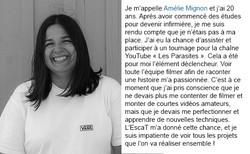 Amelie Mignon