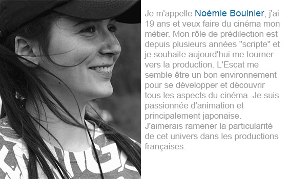 Noemie Bouinier