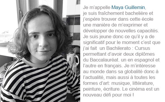 Maya Guillemin