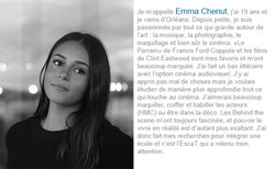 Emma Chenut