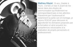 Mathieu Mazet