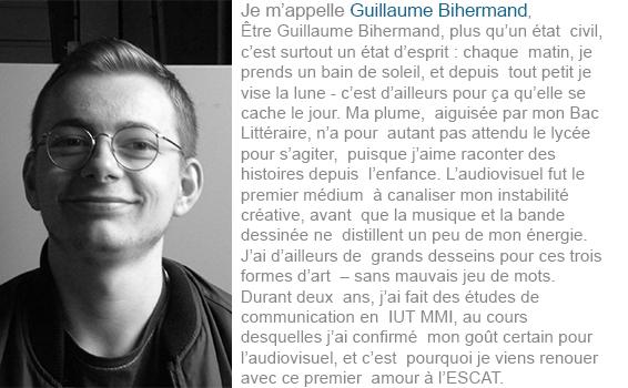 Guillaume Bihermand