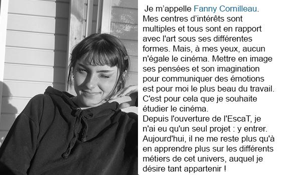 Fanny COrnilleau