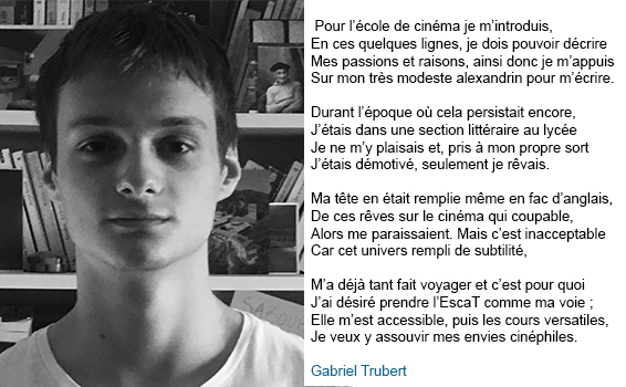 Gabriel Trubert