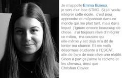 Emma Bizieux