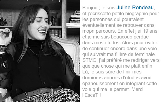Juline Rondeau