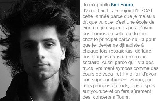 Kim Faure