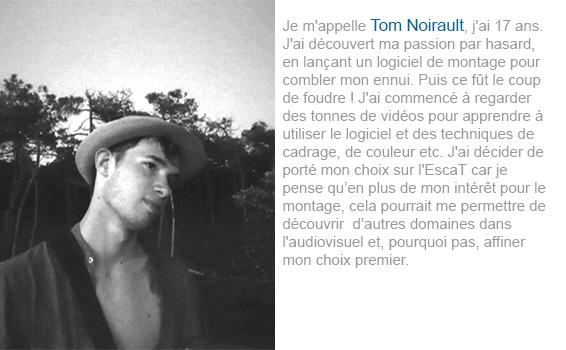 Tom Noirault