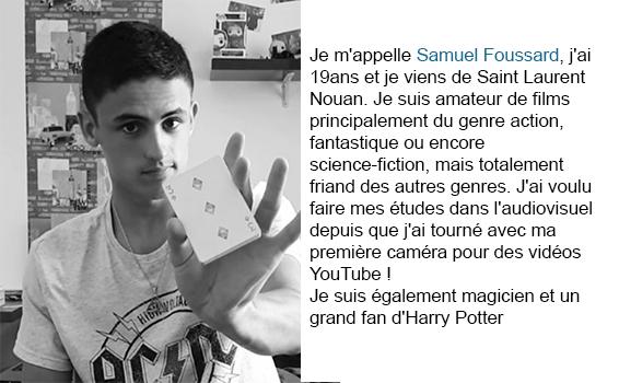 Samuel Foussard