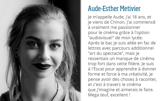 Aude-Esther Metivier