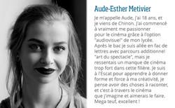 Aude-Esther Metivier