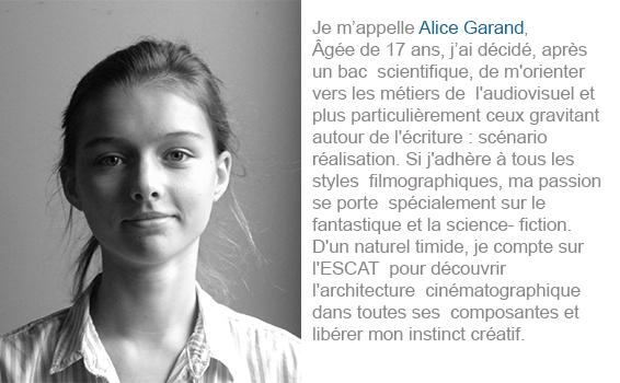 Alice Garand