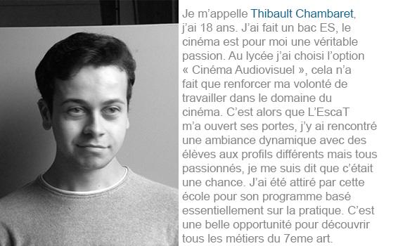 Thibaut Chambaret