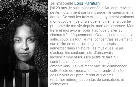 Loris Paratian