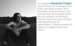Alexandre chopin