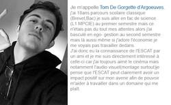 Tom De Gorgette