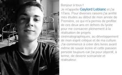 Gaylord Leblanc
