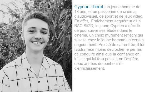 Cyprien Theret