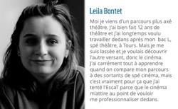 Leila Bontet