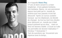 Alexis Rey