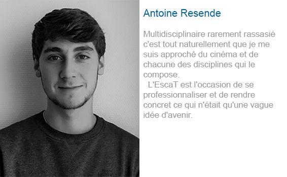 Antoine Resende
