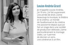 Louise Andréa Girard