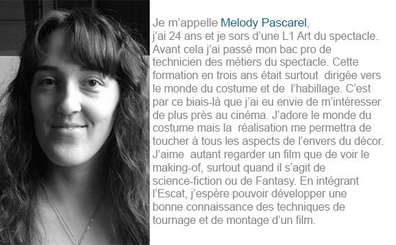 Melody Pascarel