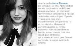 Justine Petereau