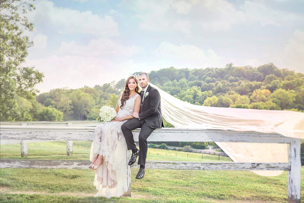 Overlook Farms - Wedding