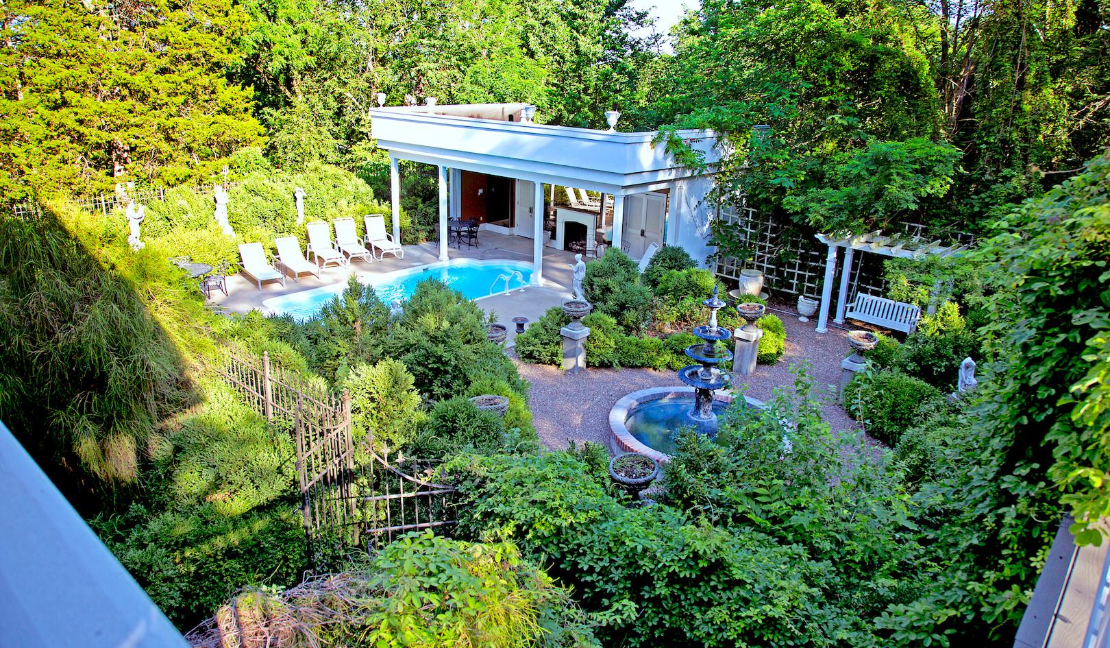 Cedarcrest Pool  - Overlook Farm