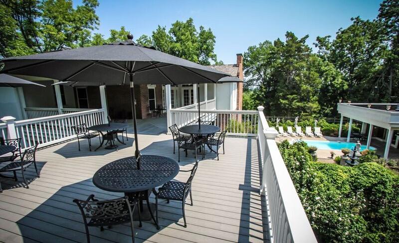 Balcony -  Overlook Farm