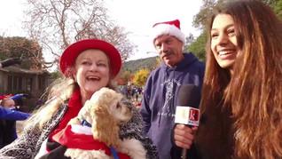 Holiday Parade 2015 Interviews